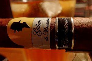 Zigarren Banderole Gilbert