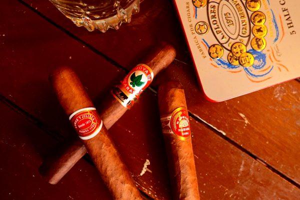 Zigarren diverser Provinienzen