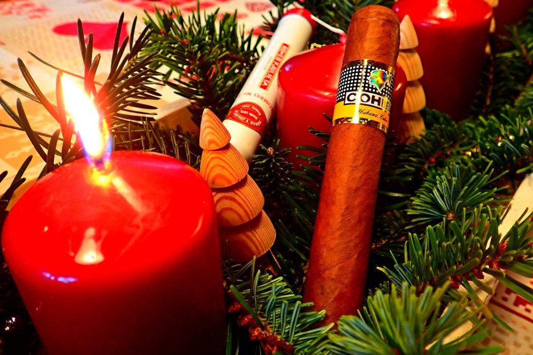 Zigarren im Advent