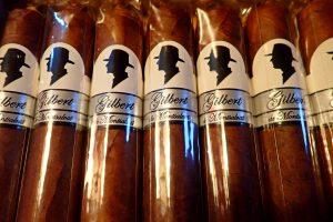 Zigarren in Zelophan