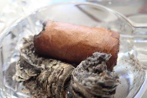Zigarrenende