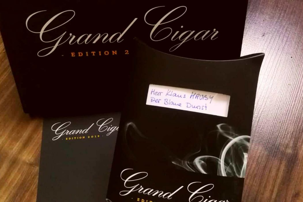 einladung Grand Cigar