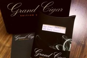 Vorfreude – Grand Cigar 2019