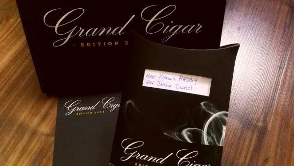 einladung Grand Cigar